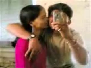 Raghava Cute Couple Enjoy