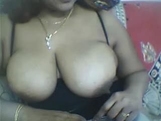 Big Boobs Wife On Webcam