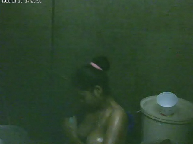 Indian Maid Bhoomika Bath Show