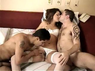 NRI Babe Rita Threesome