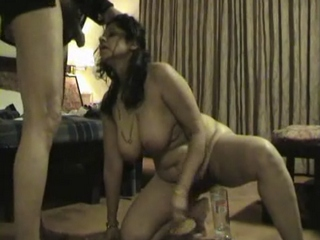 Gaand Maro Bhabhi Giving Blowjob