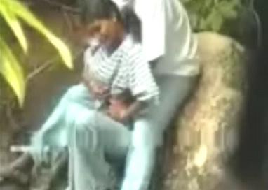 Girl Fucked In Park