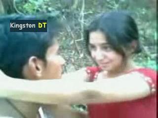 Raj Priyanka Enjoying In Park